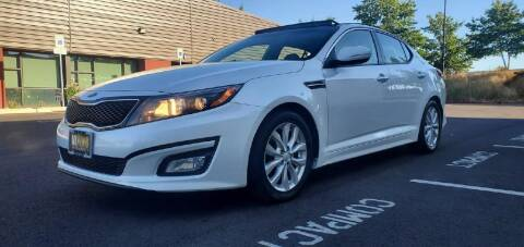 2015 Kia Optima for sale at VIking Auto Sales LLC in Salem OR