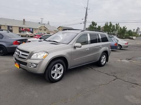 2008 Mercedes-Benz GL-Class for sale at Cool Cars LLC in Spokane WA