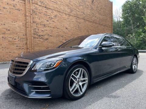 2018 Mercedes-Benz S-Class for sale at Vantage Auto Group - Vantage Auto Wholesale in Moonachie NJ