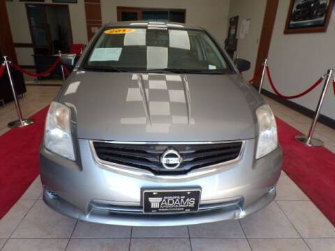 2012 Nissan Sentra for sale at Adams Auto Group Inc. in Charlotte NC