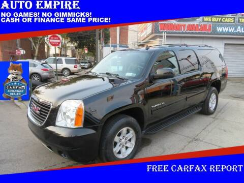 2013 GMC Yukon XL for sale at Auto Empire in Brooklyn NY
