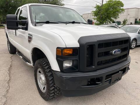 2008 Ford F-250 Super Duty for sale at PRESTIGE AUTOPLEX LLC in Austin TX