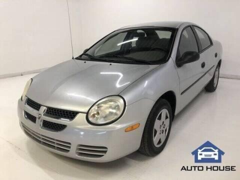 2004 Dodge Neon for sale at MyAutoJack.com @ Auto House in Tempe AZ