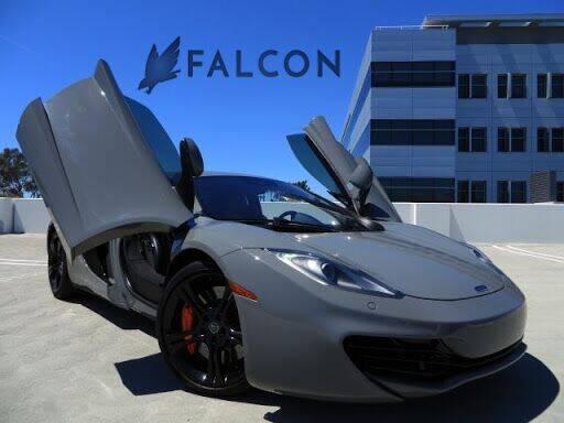 2012 McLaren MP4-12C for sale at FALCON AUTO BROKERS LLC in Orlando FL