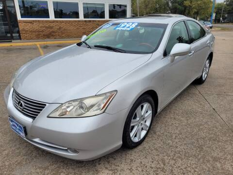 2007 Lexus ES 350 for sale at Liberty Car Company in Waterloo IA
