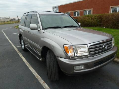 2003 Toyota Land Cruiser for sale at Kaners Motor Sales in Huntingdon Valley PA