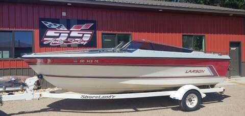 1986 Larson 19.5 for sale at SS Auto Sales in Brookings SD