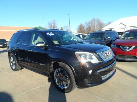 2012 GMC Acadia for sale at America Auto Inc in South Sioux City NE