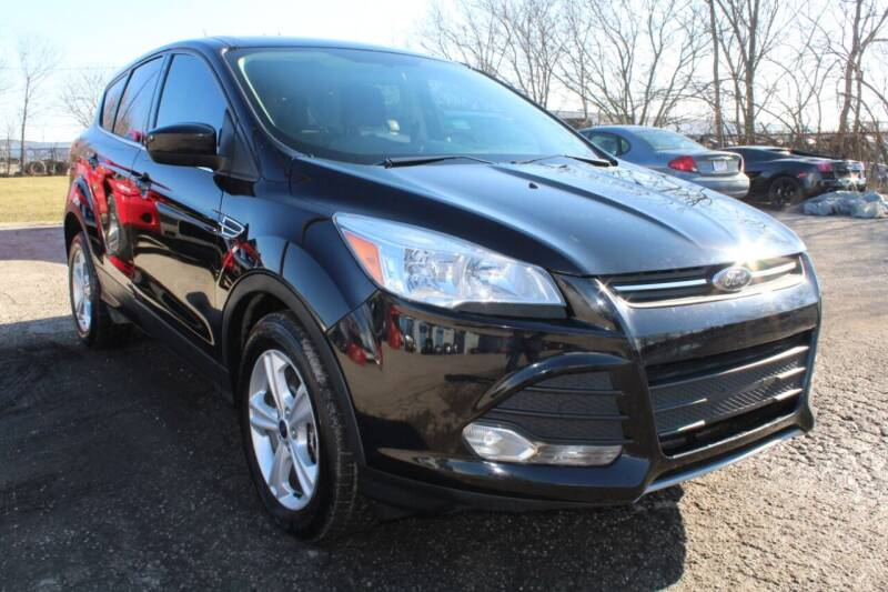 2016 Ford Escape for sale at SHAFER AUTO GROUP in Columbus OH