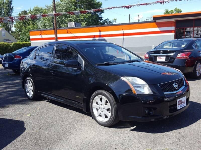 2010 Nissan Sentra for sale at Car Complex in Linden NJ