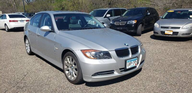 2007 BMW 3 Series for sale at Fleet Automotive LLC in Maplewood MN