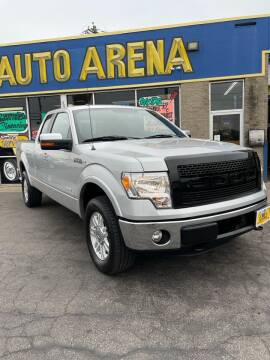 2013 Ford F-150 for sale at Auto Arena in Fairfield OH