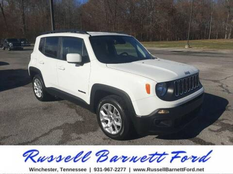 2018 Jeep Renegade for sale at Oskar  Sells Cars in Winchester TN