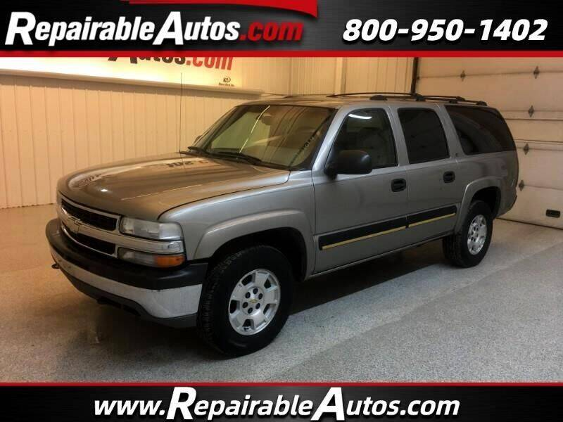 2001 Chevrolet Suburban for sale at Ken's Auto in Strasburg ND