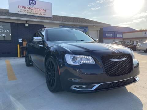 2017 Chrysler 300 for sale at Princeton Motors in Princeton TX