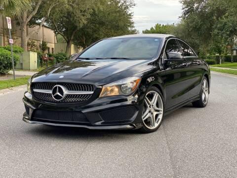 2014 Mercedes-Benz CLA for sale at Presidents Cars LLC in Orlando FL