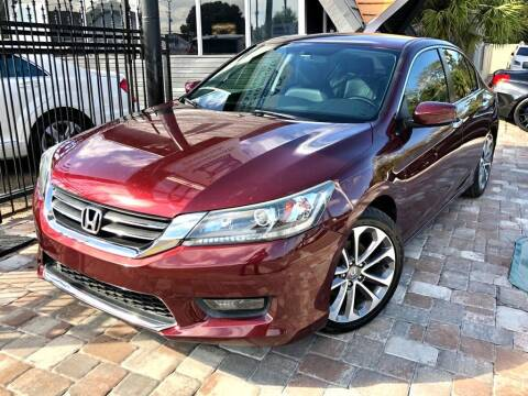 2015 Honda Accord for sale at Unique Motors of Tampa in Tampa FL