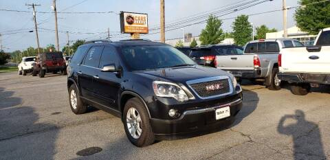 2009 GMC Acadia for sale at Cars 4 Grab in Winchester VA