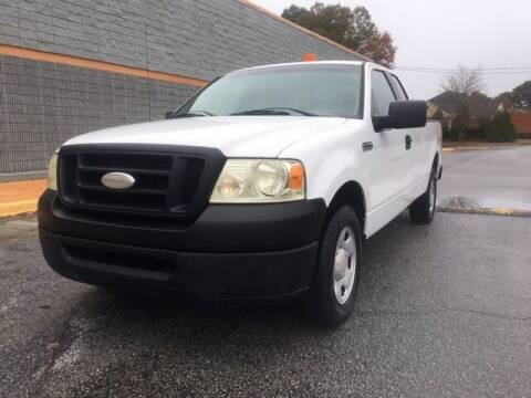 2006 Ford F-150 for sale at PENDERGRASS PUBLIC AUTO AUCTION in Pendergrass GA