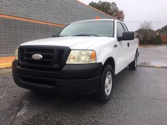 2006 Ford F-150 for sale at Pendergrass Public Auto Auction in Pendergrass GA