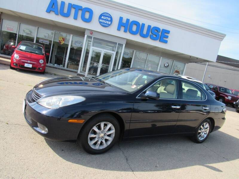 2004 Lexus ES 330 for sale at Auto House Motors in Downers Grove IL