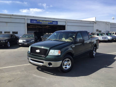 2006 Ford F-150 for sale at My Three Sons Auto Sales in Sacramento CA