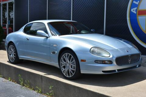 2006 Maserati Coupe for sale at Alfa Romeo & Fiat of Strongsville in Strongsville OH