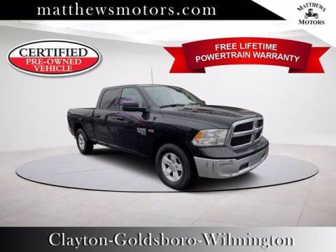 2019 RAM Ram Pickup 1500 Classic for sale at Auto Finance of Raleigh in Raleigh NC