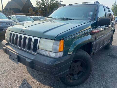 1998 Jeep Grand Cherokee for sale at Your Car Source in Kenosha WI