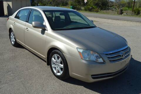 2006 Toyota Avalon for sale at Coleman Auto Group in Austin TX