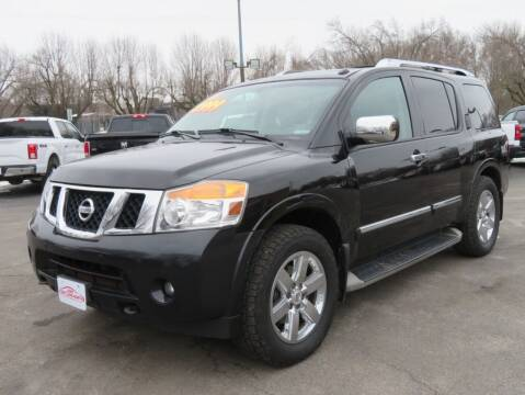2013 Nissan Armada for sale at Low Cost Cars North in Whitehall OH