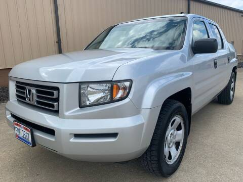 2008 Honda Ridgeline for sale at Prime Auto Sales in Uniontown OH