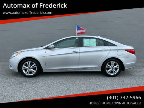2013 Hyundai Sonata for sale at Automax of Frederick in Frederick MD