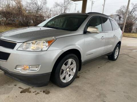 2009 Chevrolet Traverse for sale at Xtreme Auto Mart LLC in Kansas City MO