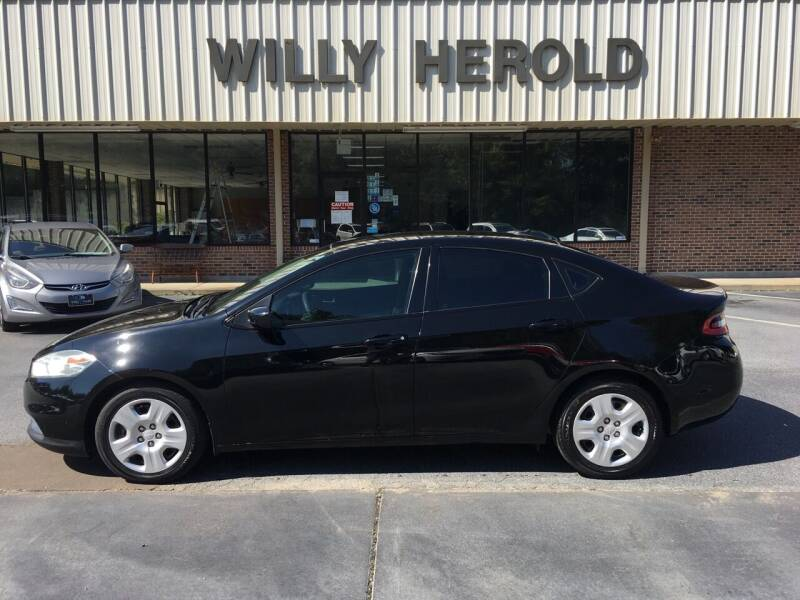 2015 Dodge Dart for sale at Willy Herold Automotive in Columbus GA
