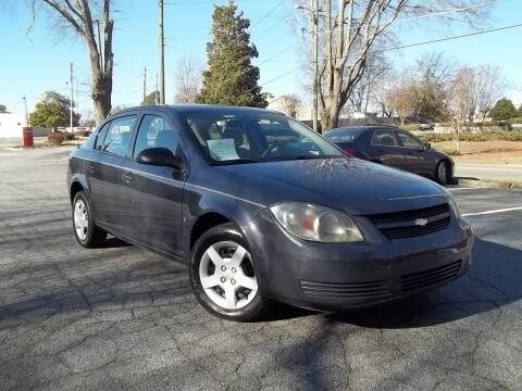 2008 Chevrolet Cobalt for sale at CORTEZ AUTO SALES INC in Marietta GA