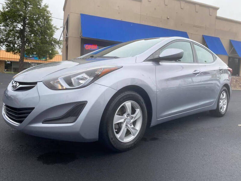 2015 Hyundai Elantra for sale at Craven Cars in Louisville KY