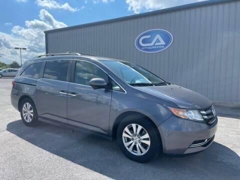 2016 Honda Odyssey for sale at City Auto in Murfreesboro TN