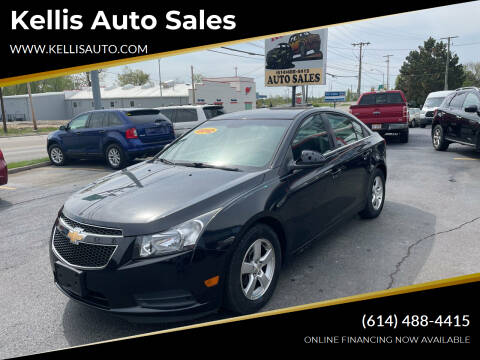 2012 Chevrolet Cruze for sale at Kellis Auto Sales in Columbus OH