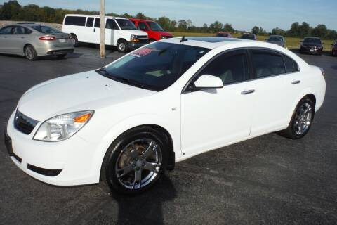 2009 Saturn Aura for sale at Bryan Auto Depot in Bryan OH