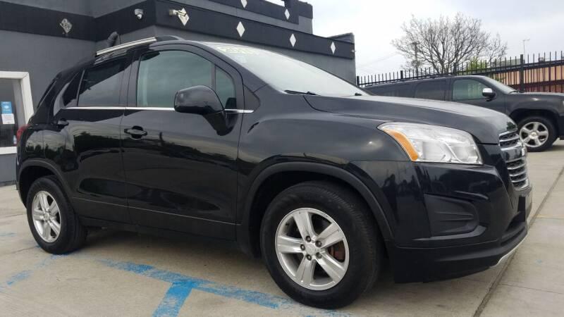 2016 Chevrolet Trax for sale at Julian Auto Sales, Inc. in Warren MI