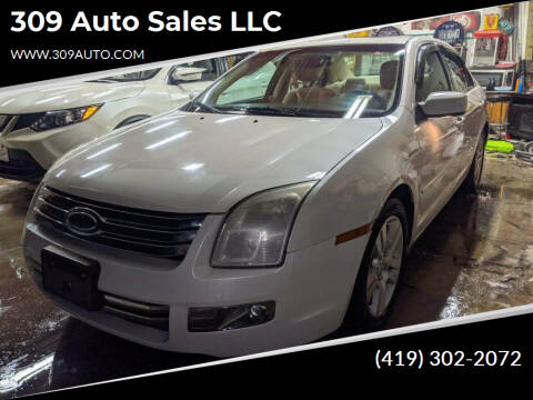 2009 Ford Fusion for sale at 309 Auto Sales LLC in Harrod OH