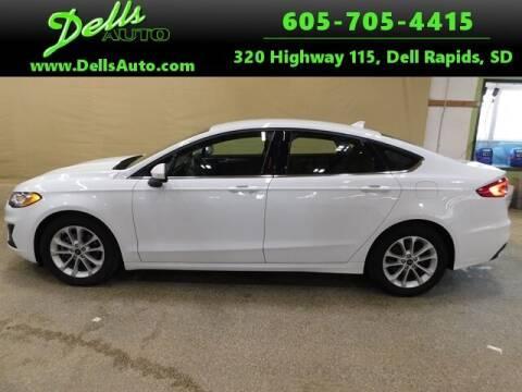 2020 Ford Fusion for sale at Dells Auto in Dell Rapids SD