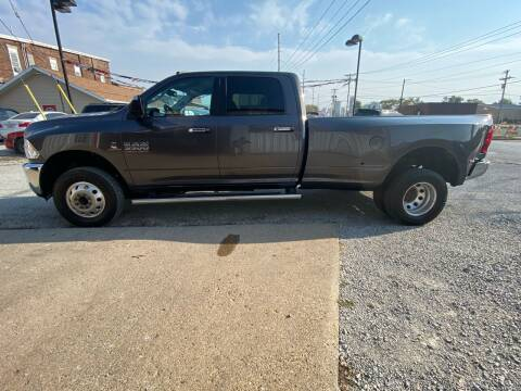 2015 RAM Ram Pickup 3500 for sale at Casey Classic Cars in Casey IL