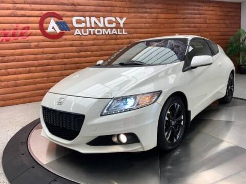 2015 Honda CR-Z for sale at Dixie Motors in Fairfield OH