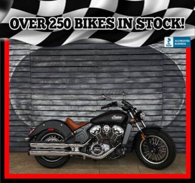 2017 Indian Scout for sale at Motomaxcycles.com in Mesa AZ
