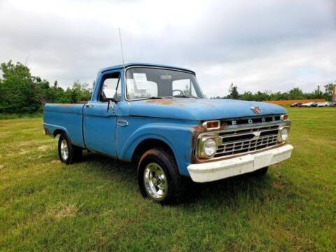 1966 Ford F-100 for sale at Haggle Me Classics in Hobart IN