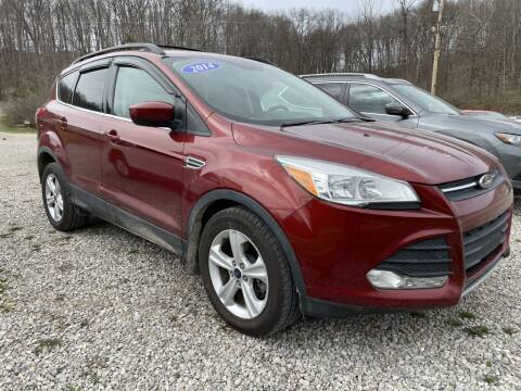2014 Ford Escape for sale at Court House Cars, LLC in Chillicothe OH