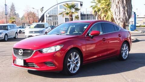 2016 Mazda MAZDA6 for sale at Okaidi Auto Sales in Sacramento CA