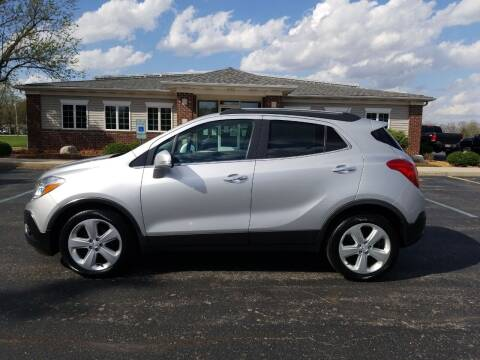 2015 Buick Encore for sale at Pierce Automotive, Inc. in Antwerp OH